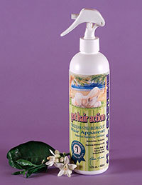 1 All Systems Got Hair Action Hair Apparent Humectant Moisturizing Condition Spray