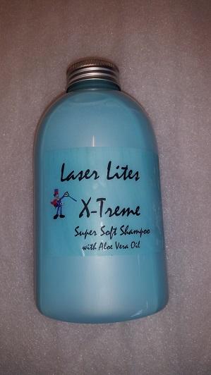 Laser Lites X-treme Super Soft Shampoo 1,0l