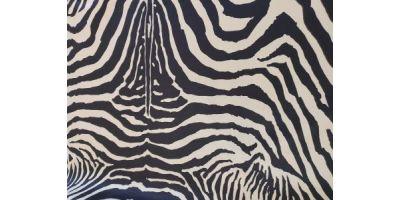 Minsta bädden med motiv Zebra
