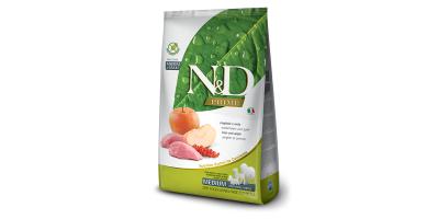Farmina ND Prime Vildsvin & äpple vuxen medium/maxi 12kg