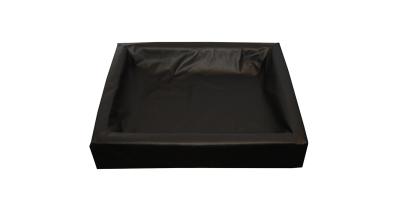 Galonsäng 80x100cm svart