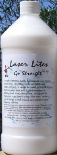 Laser Lites Go Straight 500ml